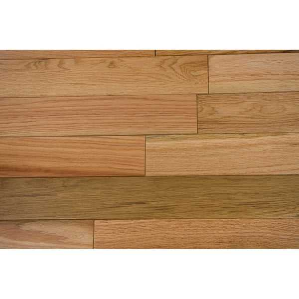 Trubisky Collection Solid Hardwood in Natural - 3' (24sqft/case)